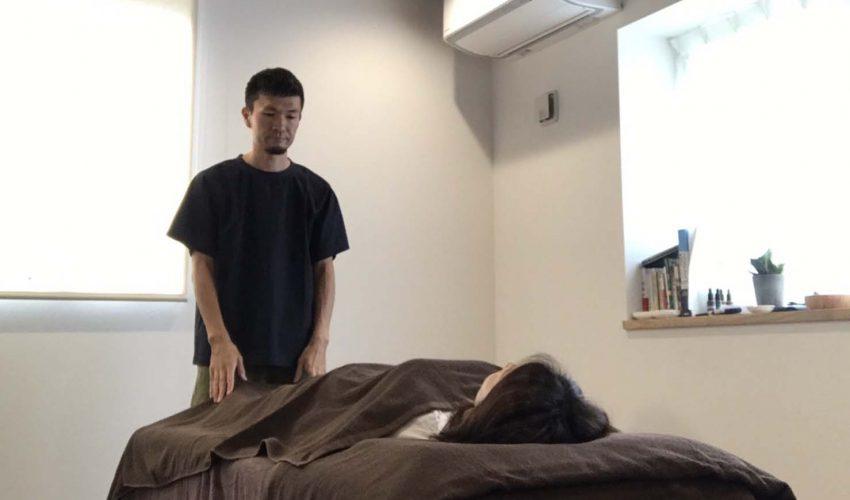 徒手自然療法室SORAの治療方法。徒手自然療法室SORAの考え方