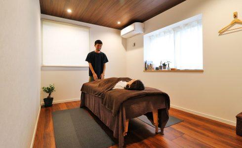 徒手自然療法室SORAの治療